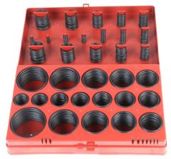 DURATOOL D01887  O-Ring Kit, Metric, 419Pc